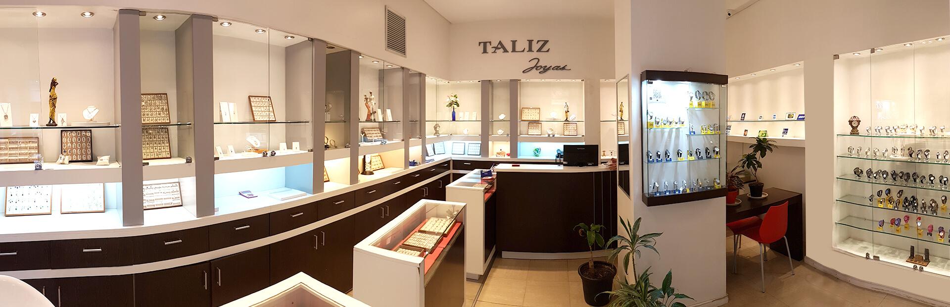 Onde comprar relógios em Montevidéu: Taliz Joyas em Montevideo Shopping