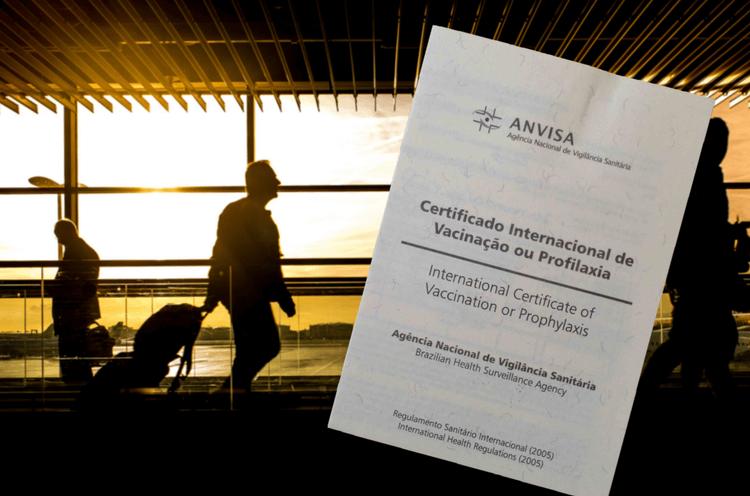 Vacinas e certificado de vacinação para Montevidéu e Uruguai: Certificado Internacional de Vacinação ou Profilaxia (CIVP)