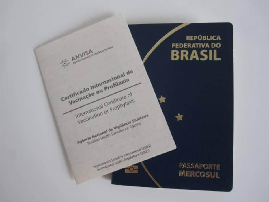 Vacinas e certificado de vacinação para Montevidéu e Uruguai: Passaporte e Certificado Internacional de Vacinação ou Profilaxia