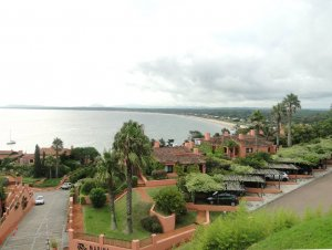 Punta del Este em maio: La Barra