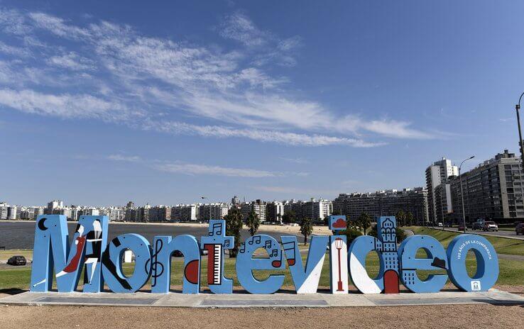 Montevidéu em abril: Semana de la Cumparsita