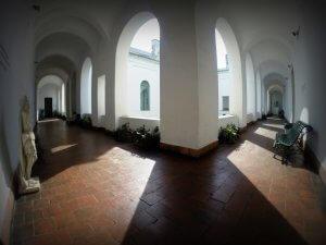 Cabildo de Montevidéu: interior