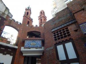 Castillo Pittamiglio em Montevidéu