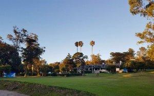 Campos de golfe em Montevidéu: Club de Golf del Uruguai: restaurante do Club de Golf del Cerro
