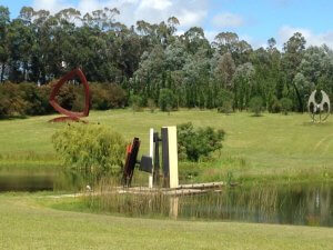 Parque das Esculturas em Punta del Este