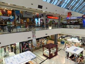 Punta Carretas Shopping em Montevidéu: lojas