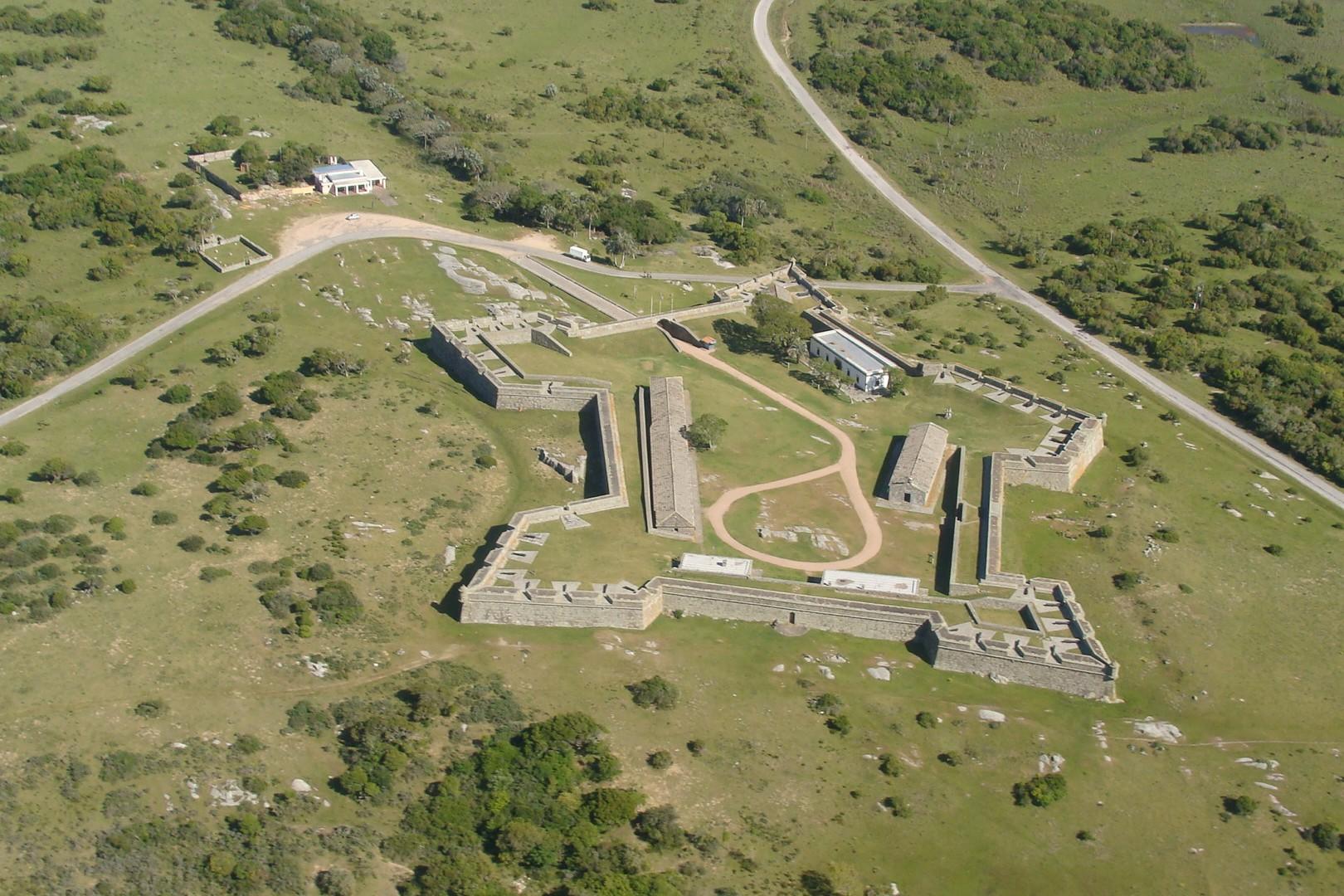Parque Nacional de Santa Teresa no Uruguai: área