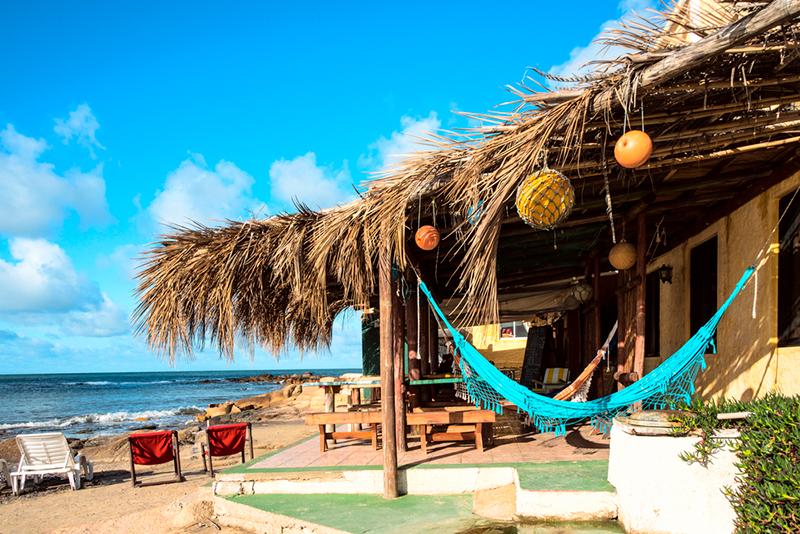 Cabo Polônio no Uruguai: pousadas