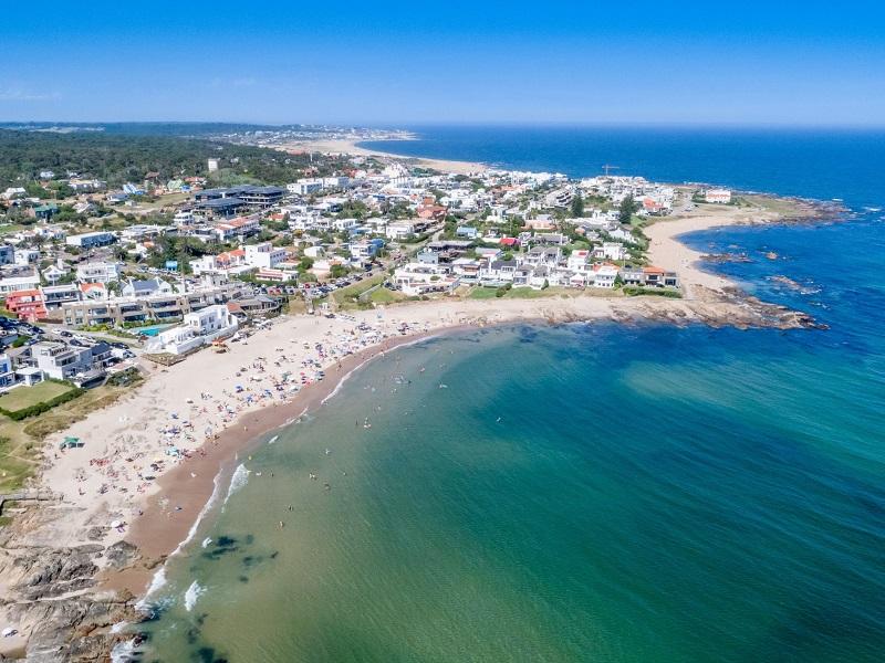 Melhor região para se hospedar em Punta del Este: Centro