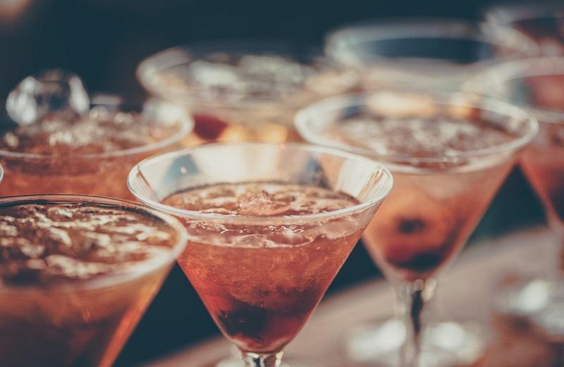 Drinks em noite de Punta del Este