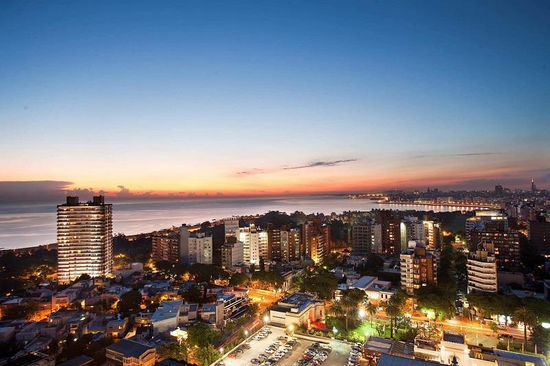 Regiões e bairros de Montevidéu