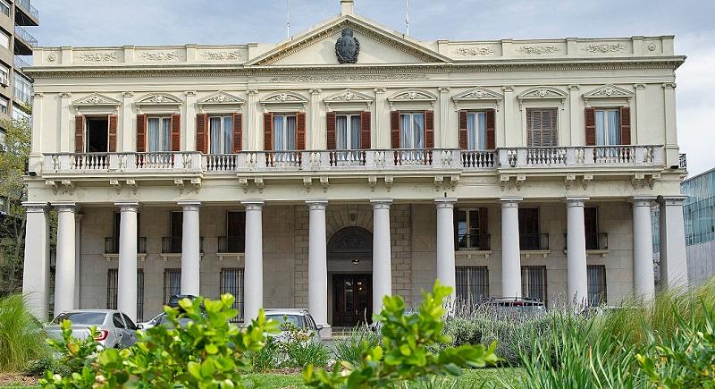 Museo de la Casa de Gobierno - Montevidéu