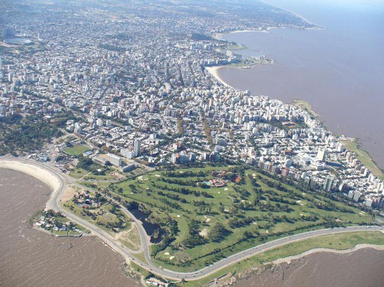 Bairro Punta Carretas em Montevidéu