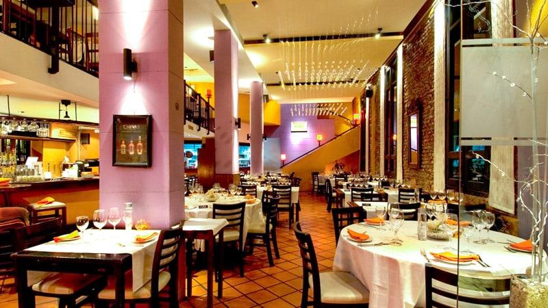 Restaurante Francis em Montevidéu