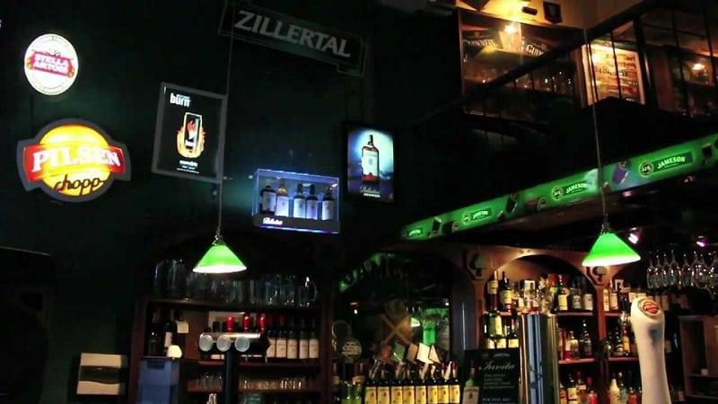 The Shannon Irish Pub Montevidéu