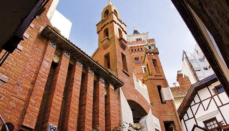 Palácio Castillo Pittamiglio - Uruguai