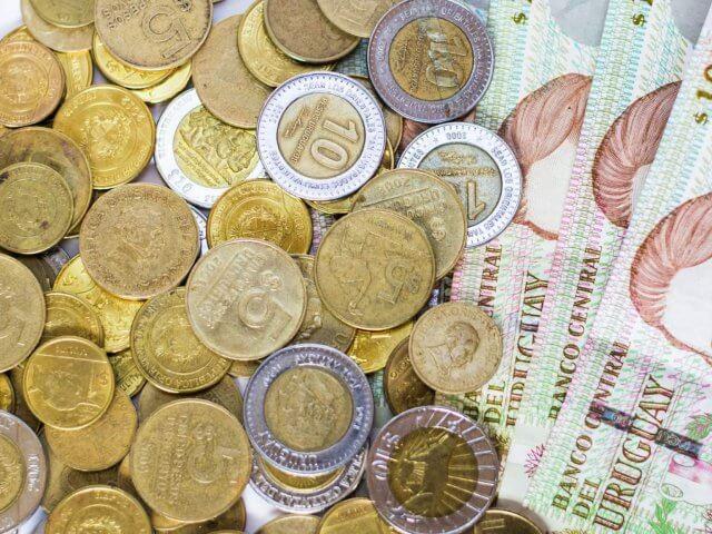 Como levar dinheiro para Montevidéu