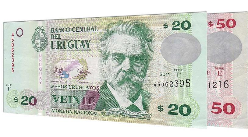 Como levar dinheiro para o Uruguai