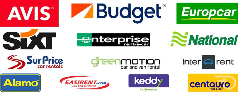 Melhores empresas de aluguel de carro no Uruguai