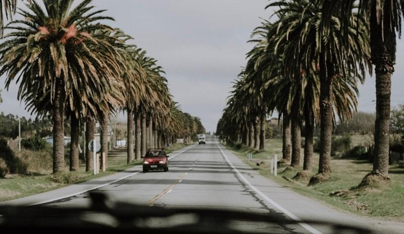 Estrada - Colônia del Sacramento