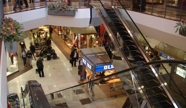 Shoppings em Montevidéu