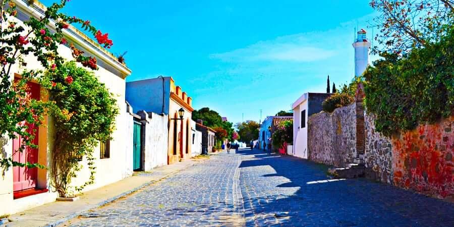 Roteiros de carro pelo Uruguai: Colonia del Sacramento