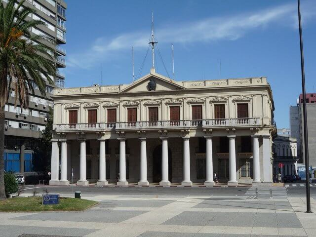 Museus em Montevidéu: Museo de la Casa de Gobierno