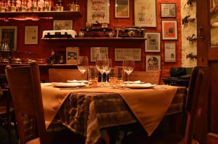 Melhores restaurantes em Montevidéu: Restaurante Primuseum
