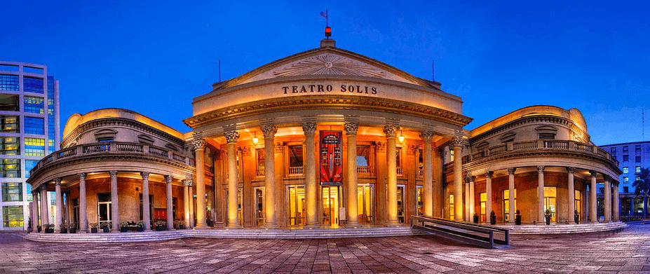 Passeios em Montevidéu: Teatro Solís