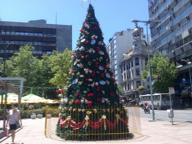 O que fazer no Natal em Montevidéu em 2018