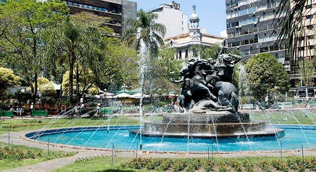 Roteiro de 3 dias em Montevidéu: Plaza Fabini