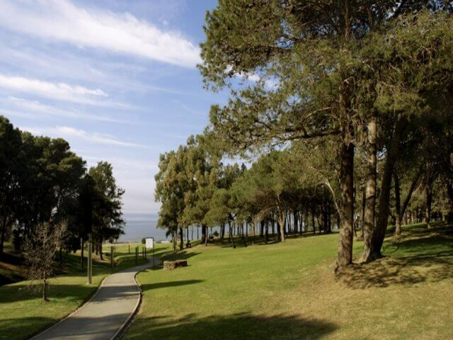Parques em Montevidéu: Parque Vaz Ferreira