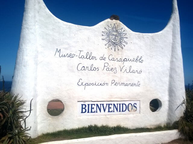 Viagem de carro de Punta del Este a Punta Ballena