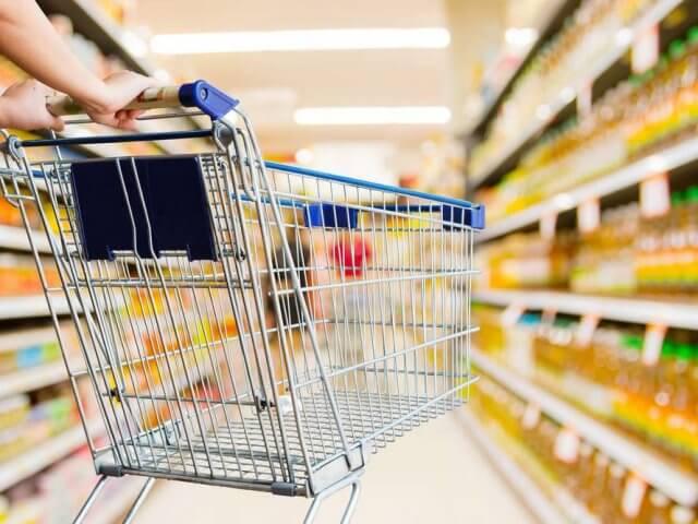 Supermercados em Montevidéu