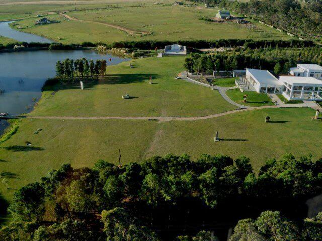 Parque das Esculturas em Punta del Este: Fundación Pablo Atchugarry