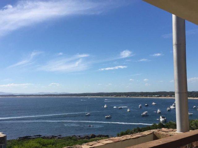 Punta Ballena no Uruguai