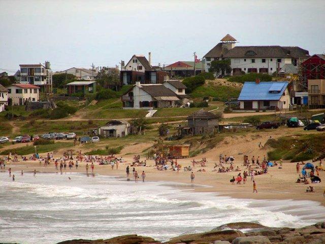 Punta del Diablo no Uruguai