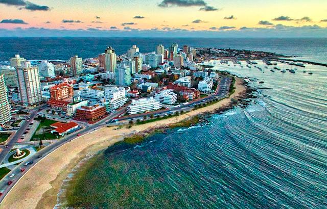 Pacote Hurb para Punta del Este Fevereiro 2021 por R$ 3789