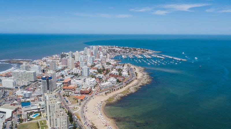 Remessas internacionais para o Uruguai