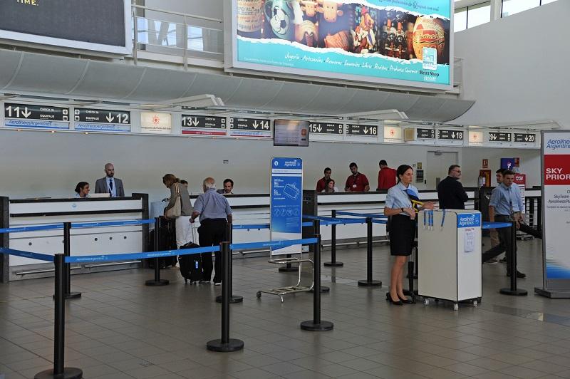 Aeroporto de Punta del Este - Uruguai