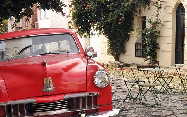 Como andar e se locomover no Uruguai