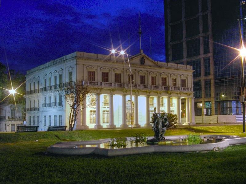 Pontos turísticos no Uruguai: Museo de la Casa de Gobierno em Montevidéu