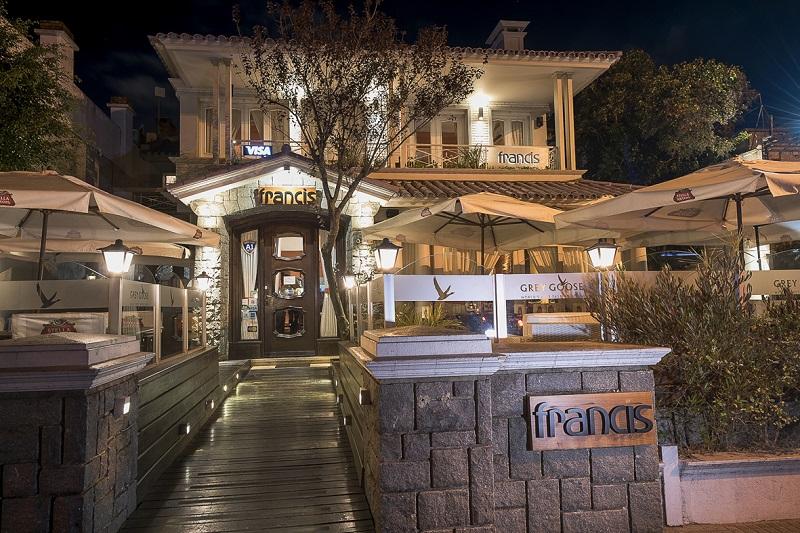 Melhores restaurantes no Uruguai: Francis
