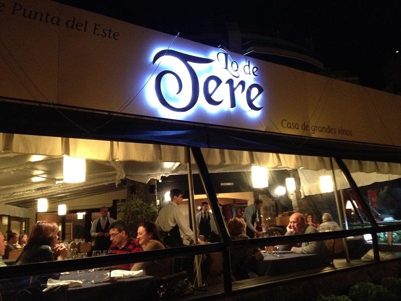 Melhores restaurantes no Uruguai: Lo de Tere