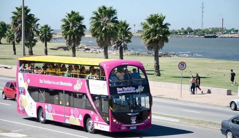 Dicas dos passeios de ônibus turístico em Montevidéu no Uruguai