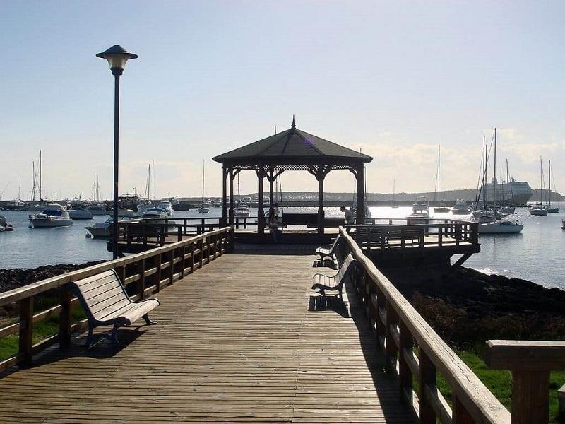 Pontos turísticos no Uruguai: Porto de Nuestra Señora de la Candelaria em Punta del Este