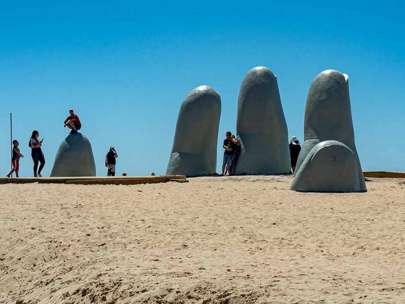 Atrativos em Punta del Este