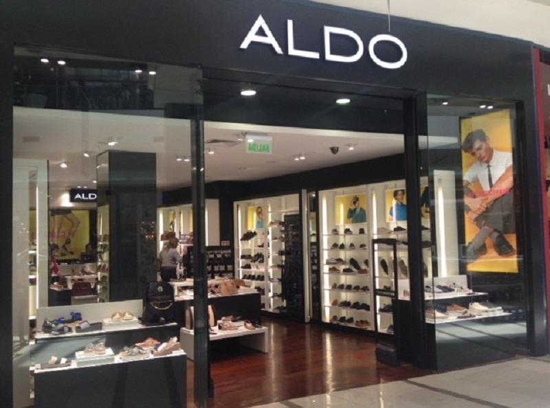 Comprar sapatos no Punta Carretas Shopping: Aldo