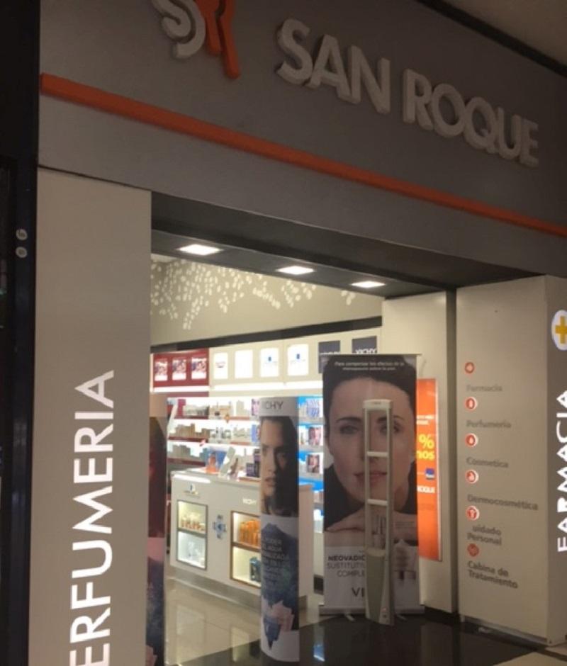 Comprar shampoo e condicionador no Punta Carretas Shopping: San Roque