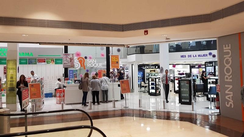 Comprar maquiagens nas farmácias em Montevidéu e Punta del Este